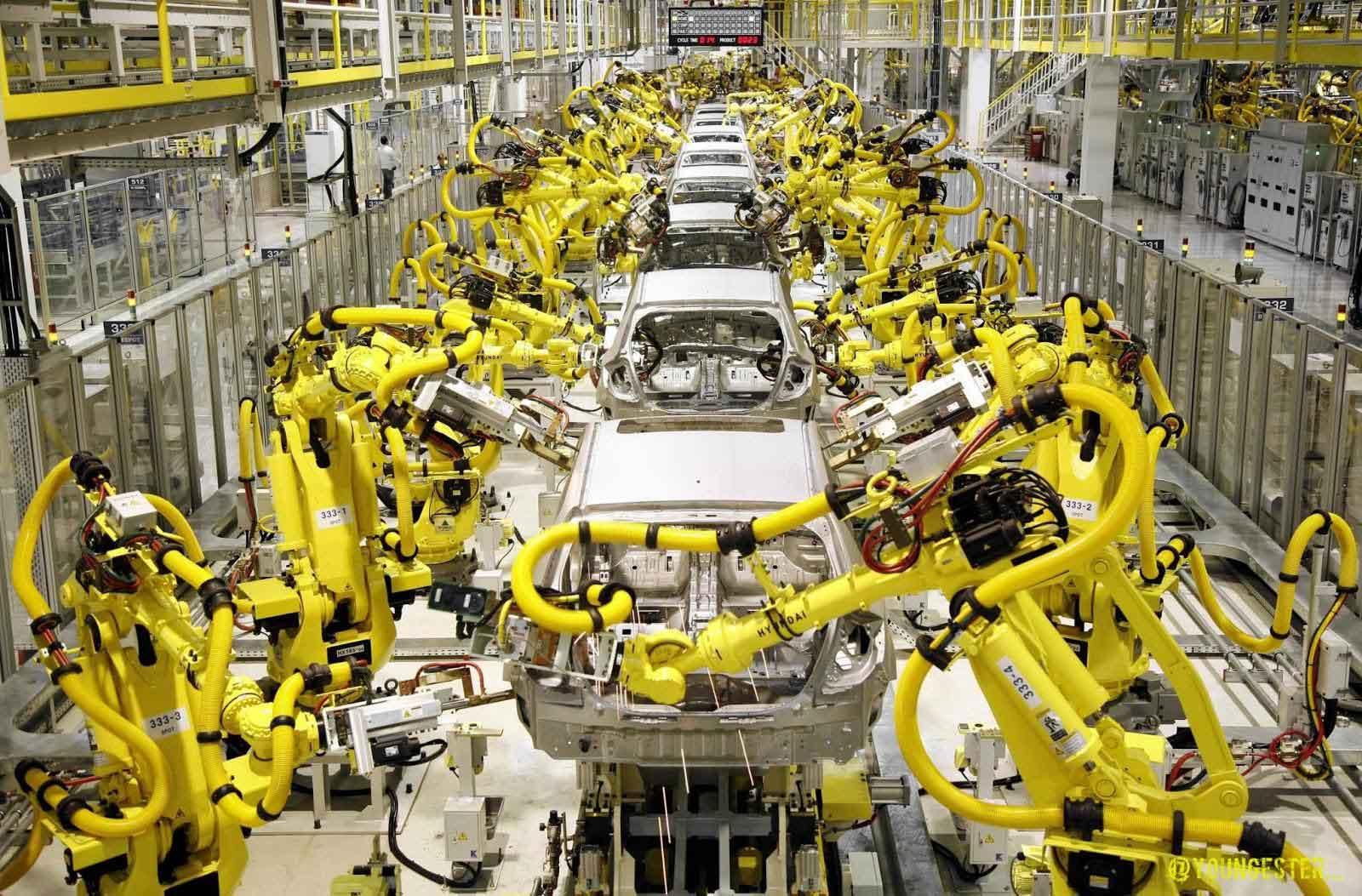 Slikovni rezultat za industrial robotica